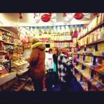 トラディショナルな『ルバーヴ・キャンディ』を買って、わけてもらった!