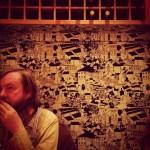 やったー、見つかりました!大学の近くにあるレストラン。壁紙かわいい。